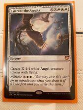 Entreat the Angels ~ Commander 2018 [ NearMint ] [ Magic MTG ]