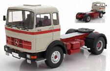 Mercedes LPS 1632 1969 Grey / Red/ Black Camion Truck 1:18 Model KK SCALE