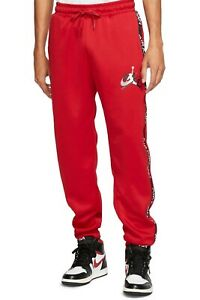 Large NIKE AIR JORDAN 1 Bred Track Suit PANTS New With Tags Ct9373–687 L