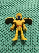 DISNEY POWER RANGERS  VILLAIN GOLDAR ACTION FIGURE IMAGINEXT