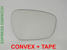 Convex Wing Door Mirror Glass For FORD EXPEDITION 2007-2011 Right side #D059