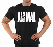 "T-Shirt Bodybuilding Fitness Palestra "" Animal 4 """