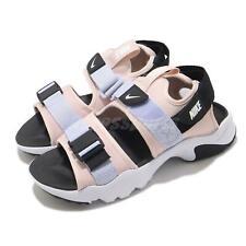Nike Wmns Canyon Rosa Rosa Negra Sandalia Zapatos para mujeres estilo de vida informal CV5515-600