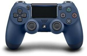 Sony DualShock 4 Wireless Controller for Sony PlayStation 4 Midnight Blue