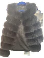 Real Fox Fur Gilet Bodywarmer