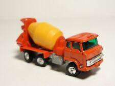 Vintage Tomica Tomy Orange Cement HNO Truck Die-cast Car