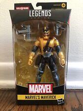 """Marvel Legends Deadpool 6"""" MAVERICK Figure NO BAF Strong Guy  X-FORCE"""