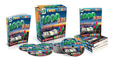 Forex 1000 PIPS! Forex Trading System- 2013 For all- Metatrader 4/5,