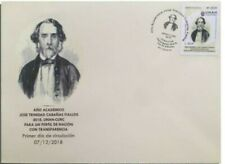 "Honduras. Academic year ""Jose Trinidad Cabanas"" First Day Cover, new issue 2018"