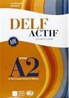 DELF ACTIF SCOLAIRE ET JUNIO A2 + CD, ELI SCUOLA, CODICE:9788853613042