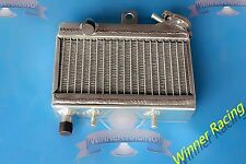 ALUMINUM RADIATOR for POLINI MINIMOTO POCKET BIKE, PLEASE CHECK PICTURES