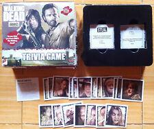 CARDINAL The Walking Dead TRIVIA CARD GAME