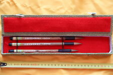 Coffret 3 Pinceaux-Pinceau Calligraphie Chinoise-Chinese Calligraphy Brush-jianh