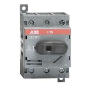 ABB Switch-Disconnector OT25F3