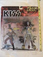 ONE KISS Psycho Circus toy action figure Gene Simmons Demon McFarlane Toys