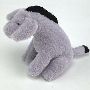Disney Gund CLASSIC Eeyore Small 5 inch Donkey Beanbag PLUSH Stuffed Animal Toy