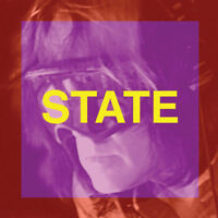 Todd Rundgren ‎– State Vinyl 2LP Cherry Red ‎2013 NEW/SEALED