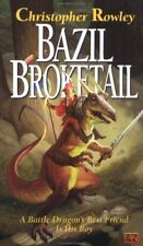 Complete Set Series -- Lot of 7 Bazil Broketail books Christopher Rowley Fantasy