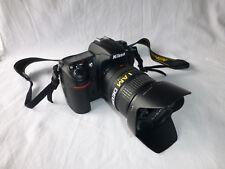 Nikon D300S 12.3MP Digital SLR Camera with AF-S Nikkor 80-200mm VR Lens