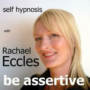 Be Assertive, Assertiveness Confidence Hypnotherapy Hypnosis CD