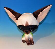 "2012 Kohls Cares Skippy Jon Jones 12"" Siamese Plush Cat Mask Chihuahua Skippyjon"