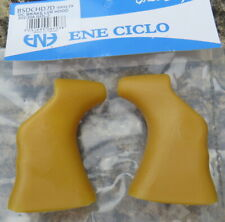 CAMPAGNOLO NUOVO brake lever fitting rubber hoods Gum Gold non aero style