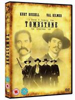 TOMBSTONE (1993) Kurt Russell Val Kilmer DVD Director's Cut Region 4 New/Sealed