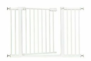 CUGGL EXTRA WIDE PRESSURE FIT GATE - NEW with extensions