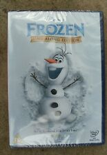 Frozen - Singalong Edition (DVD 2014) New & Sealed