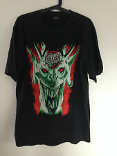 RARE T.Shirt  SLAYER  Demon  Metal heaven Size XL Root Of All Evil