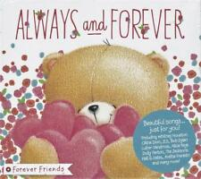 FOREVER FRIENDS - ALWAYS AND FOREVER - VARIOUS ARTISTS (NEW SEALED 3CD )