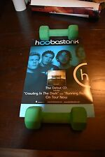 Rock Band Album and Tour Poster Lot - Hoobastank, Rammstein, Muse