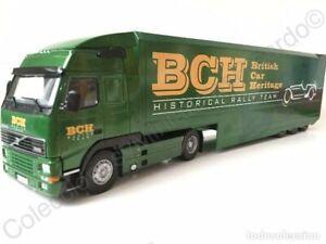 VOLVO FH12 BCH - Transporte Competición - 1/43 - CAMIONES ARTICULADOS - Altaya