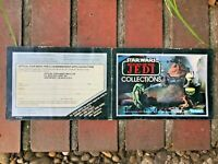 Star Wars Original Trilogy ROTJ COLLECTIONS CATALOGUE Kenner 1983 vintage