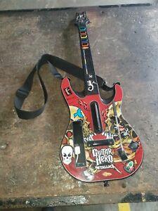 Guitar Hero Metallica Wii Guitar Controller