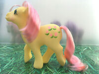 My Little Pony G1 Posey Bright Tulips Vintage Toy Hasbro 1984 Collectibles MLP A