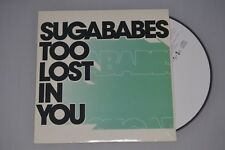 Sugarbabes - Too lost in you. CD-SINGLE PROMO SPANISH