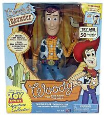 Ufficiale TOY STORY Signature Collection Woody LO SCERIFFO 40 CM DOLL
