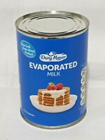Dairy Manor Evaporated Milk 410g Whole Can Dessert Pancake Topping Vitamin D