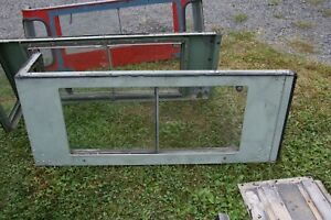 "Land Rover Series IIA 88"" 109"" 5 door window side panels Pastel Green Patina"