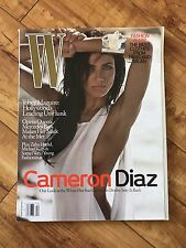 Very Good W Magazine December 2006 Cameron Diaz Buenos Diaz White-Hot Star