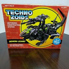Techno Zoids Demon Lizard Kenner 1994 - Unassembled - Complete with Box