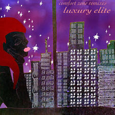 Luxury Elite - Comfort Zone Remixes Rose Quartz Pink Cassette x/100 Vaporwave