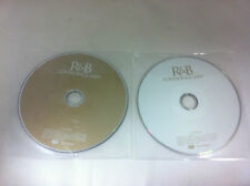 R&B Lovesongs 2009 Various Artists 2 Disc Music CD Love Songs - DISCS ONLY