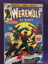 Marvel Comics WEREWOLF BY NIGHT Issue 38 - A New Beginning for the Moon-Beast!