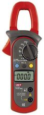 Uni-t UT204 Auto-ranging Digital Handheld Clamp Meter AC DC True RMS Tester
