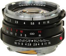 Brand New Unused Voigtlander NOKTON Classic 40mm F1.4 MC Leica M M9 Voigtlaender