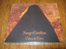 "SANGRE CAVALLUM ""Veleno de Teixo"" CD alerseelen blood axis"
