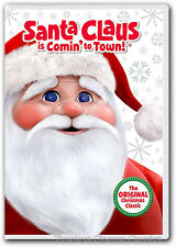 Santa Claus Is Comin To Town DVD New Fred Astaire Mickey Rooney