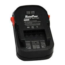 Power Tool Battery For 18V Ridgid AC840085 R840085 Hyper Lithium Ion 1500mAh